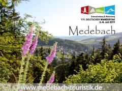 119. Deutscher Wandertag im Sauerland