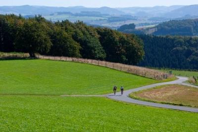 Rothaargebirge & Medebacher Bucht (Wi3) - Bike Arena Sauerland