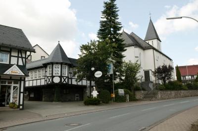 Hirschtalweg (O3) Oberschledorn