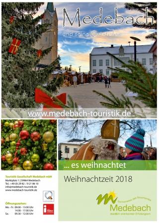 Es weihnachtet in Medebach und seinen Dörfern