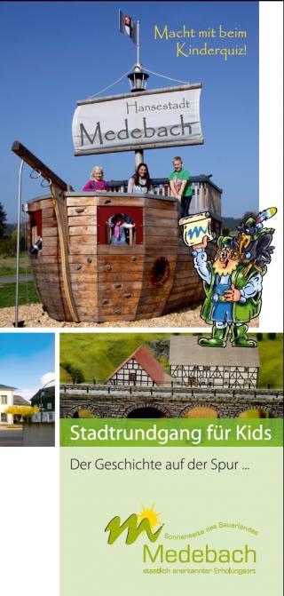 Kinderquiz zum historischen Stadtrundgang