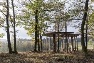 Heidentempel © Laurian Ghinitoiu_Christoph Hesse Architekten