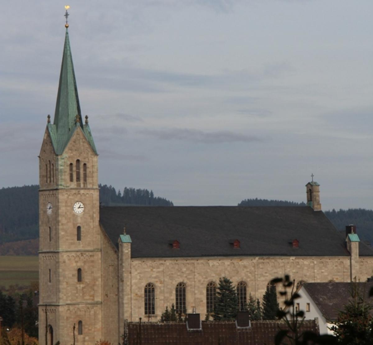 Kirche Medebach