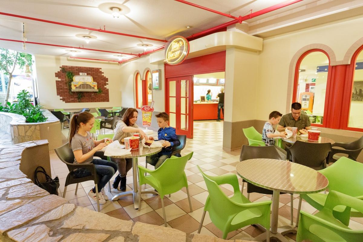 Billy´s Burger (Center Parcs)