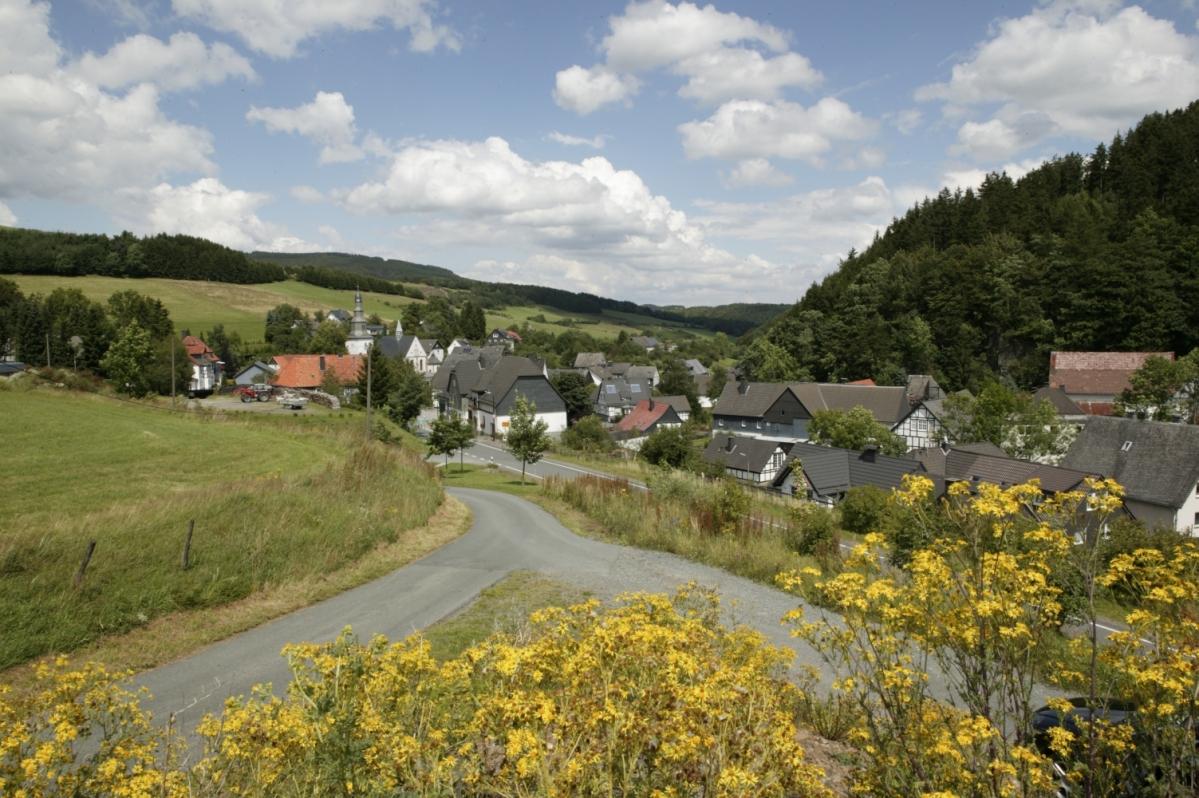 Ortsansicht Medebach-Deifeld