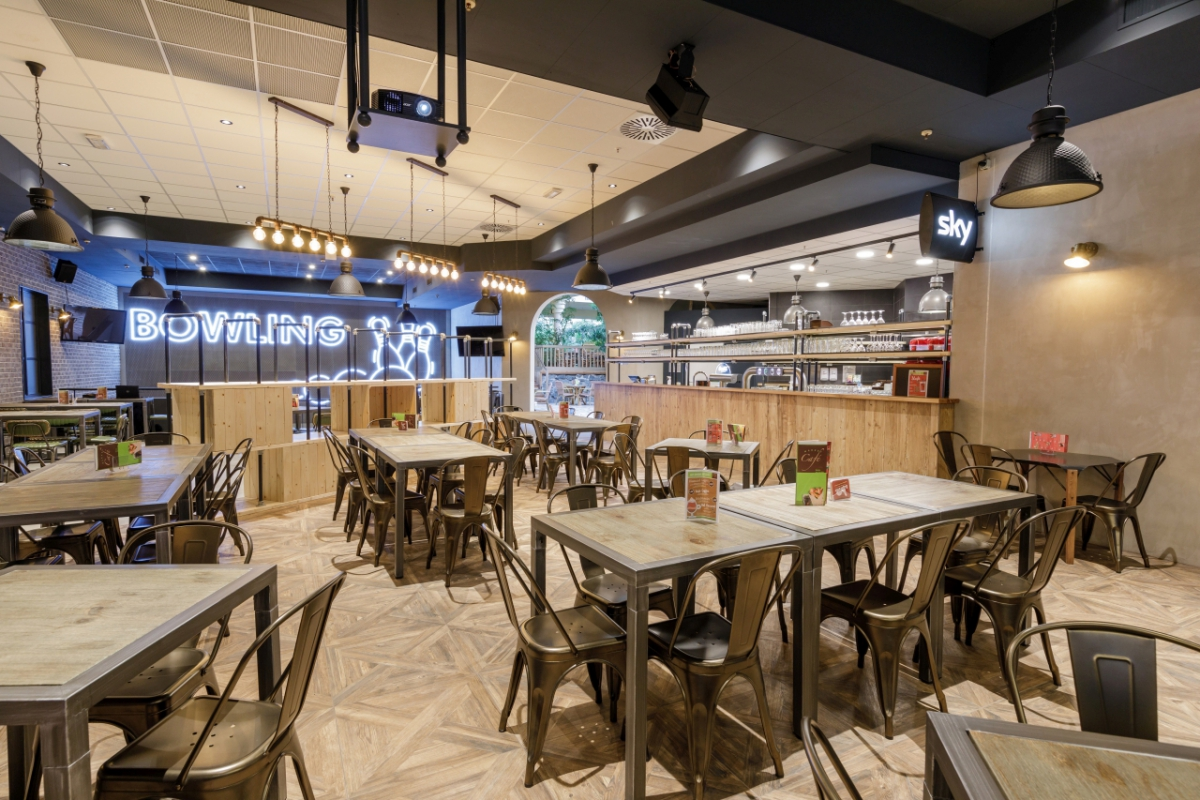 Factory Café (Center Parcs)