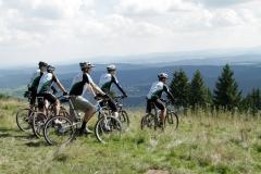 Geführte Mountainbike Touren