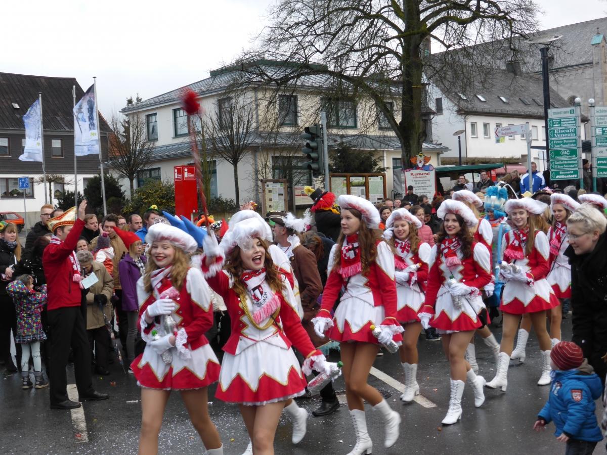 Karneval in Medebach