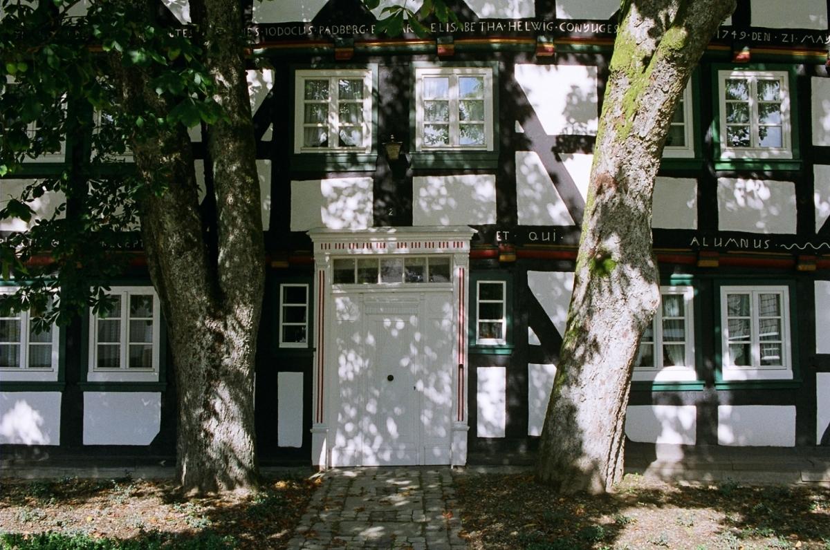 Fachwerk Haus Ewers Medebach-Küstelberg