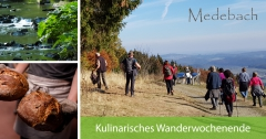 Kulinarisches Wanderwochenende in Medebach