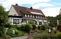 "Landgasthof ""Zum Burghof"""