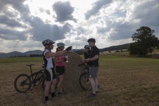 NEU: Geführte Mountainbike Touren