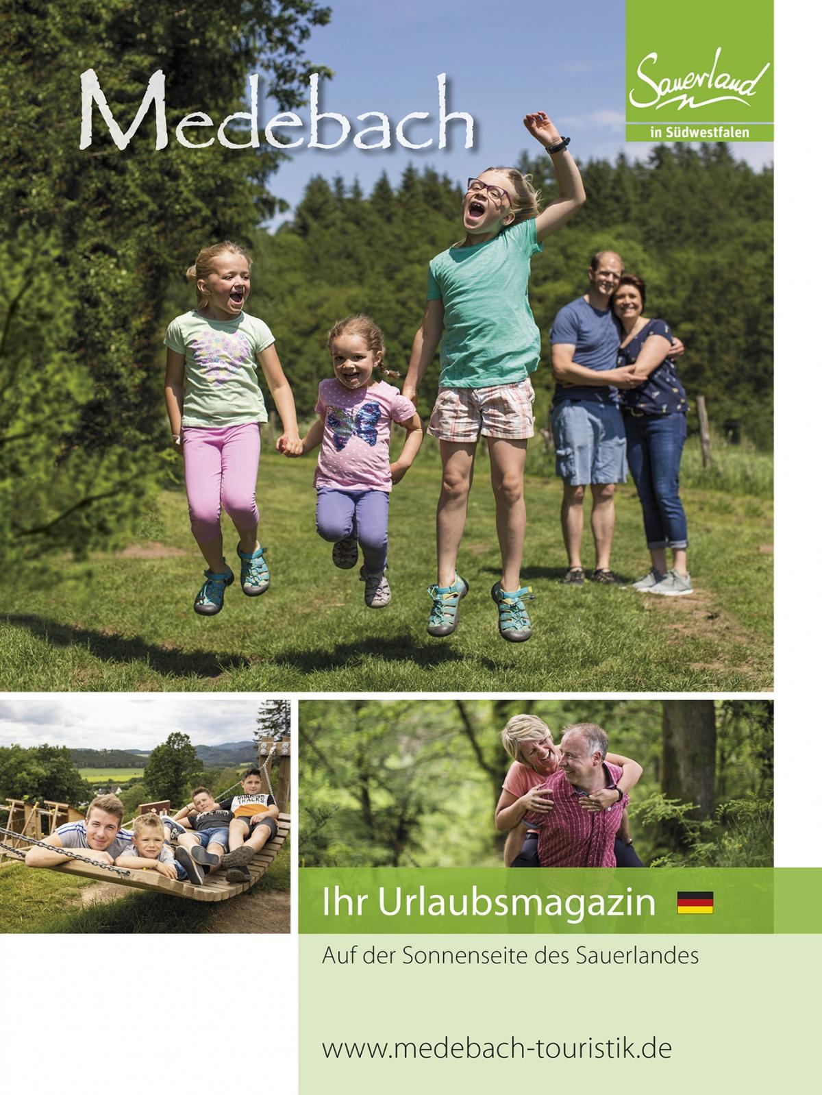 Neues Medebacher Urlaubsmagazin erschienen