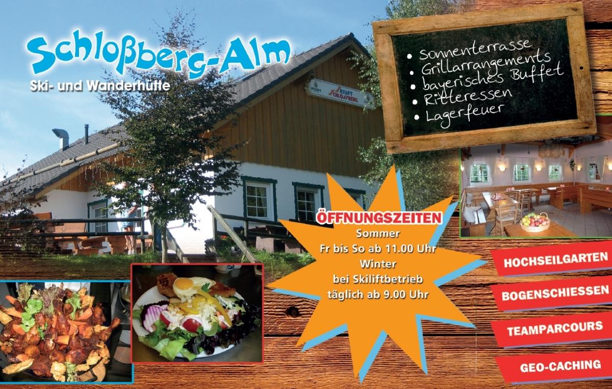 Schlossberg-Alm Medebach-Küstelberg