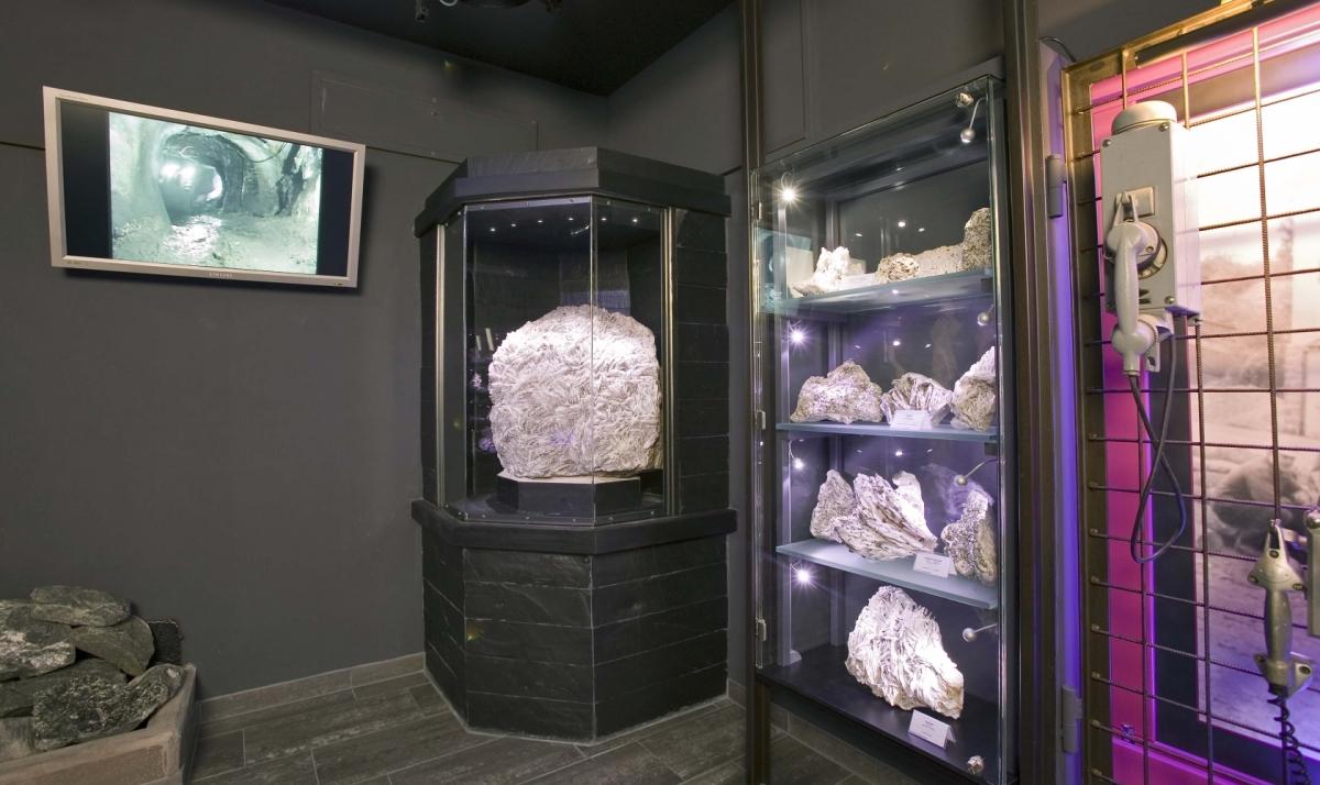 Schwerspatmuseum Medebach-Dreislar
