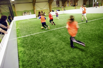 Soccer World & Fußballcamp im Center Parcs