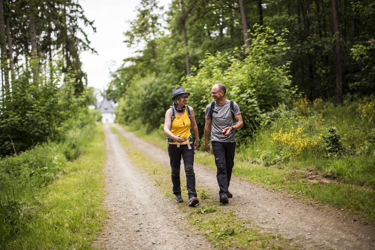 Start der Rad- und Wandersaison