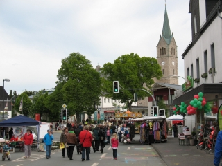 Stratenschilderfeest in Medebach
