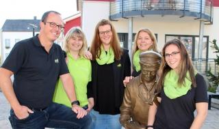 Das Team der Tourist-Info Medebach
