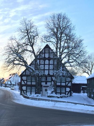 Winterwandern in Küstelberg